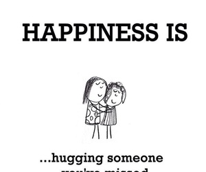 happiness, hug, and happy image