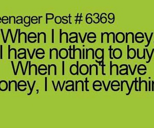 funny and money image