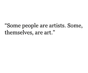quotes, art, and people image