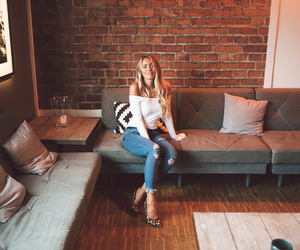 fashion, jeans, and janni deler image