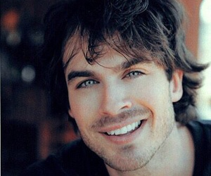 ian somerhalder, ian, and smile image