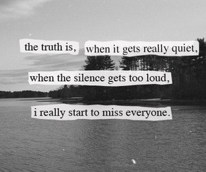 quotes, silence, and truth image