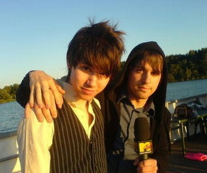 P!ATD and ryan ross image