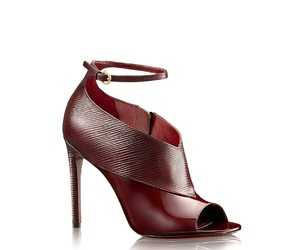 Louis Vuitton, red, and shoes image