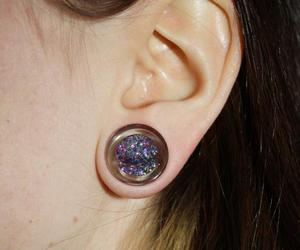 crazy, ear, and factory image