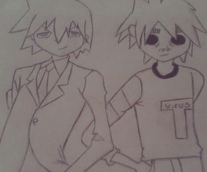 2d, sketch, and souleater image
