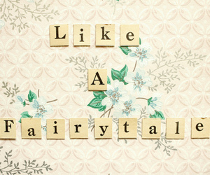 fairytale, quote, and words image