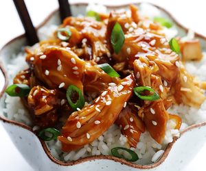 Chicken, japanese, and food image
