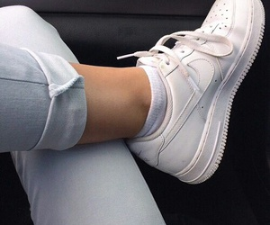 fashion, white, and kicks image