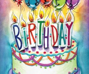 birthday wishes, birthday wish, and happy birthday greetings image
