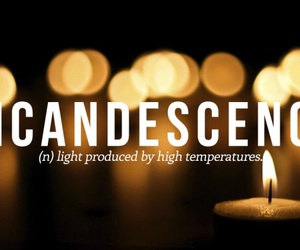 words, word, and incandescence image