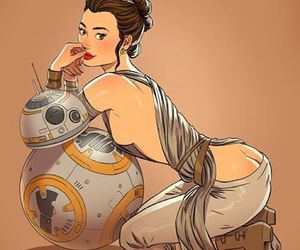 cool, Hot, and star wars image