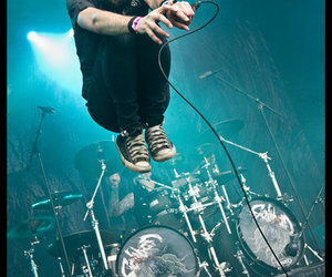 bands, drums, and metal image