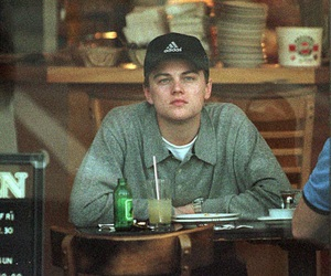 leonardo dicaprio, boy, and adidas image