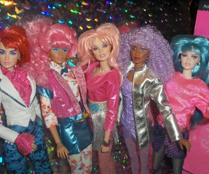 barbie and dolls image