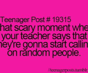 teenager post, teacher, and quote image