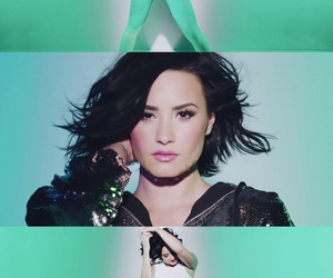 demi lovato, iphone wallpaper, and wallpaper image