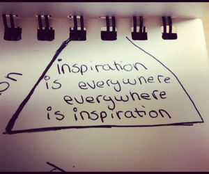 everywhere and inspiration image