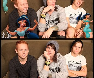 blessthefall, btf, and beau bokan image