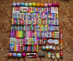 collection, lip balm, and lip butter image