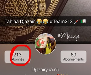 snap, djazair, and djazaïryaa.ch image
