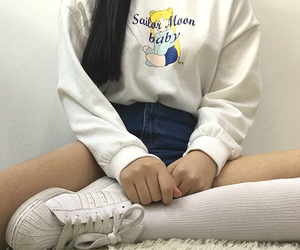 fashion, asian, and clothes image