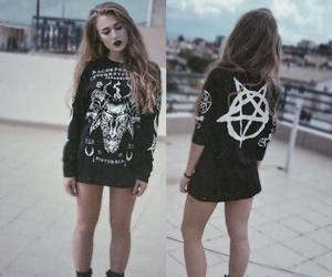 alternative, gothic, and metal image