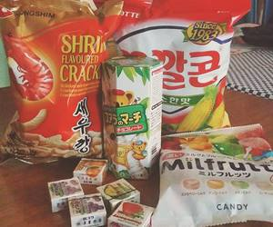 candies, japanese, and korean image