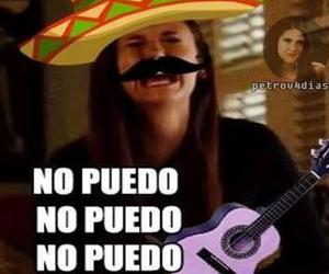 funny, spanish, and tvd image