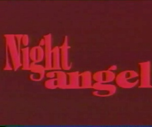 red, vintage, and angel image