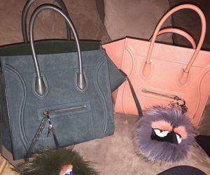 bag, Birkin, and fendi image
