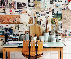 decor, home, and vintage image