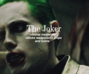 background, the joker, and suicide squad image