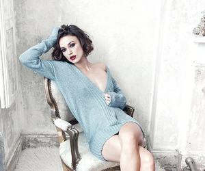 keira knightley, sexy, and gq image