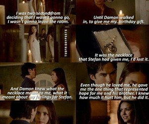 birthday, so sweet, and the vampire diaries image