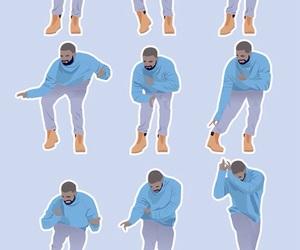 Drake, wallpaper, and hotline bling image