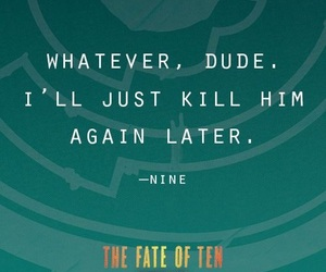 book, novel, and the fate of ten image