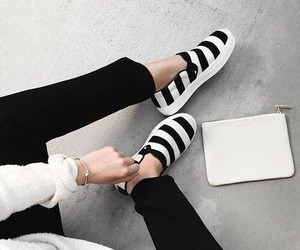 casual, shoes, and fashion image