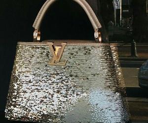 bag, fashion blog, and label image