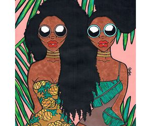 art, black women, and african american woman image