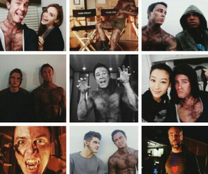 kira, teen wolf, and theo image
