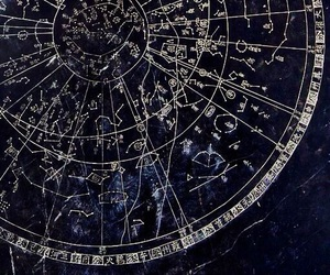 astrology, aesthetic, and stars image