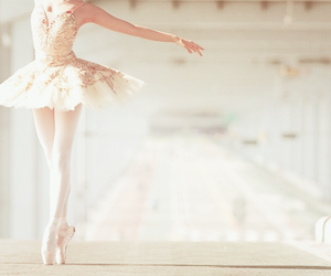 ballet, pastel, and cute image