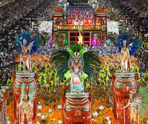 tour, rio carnival, and brazil tour image
