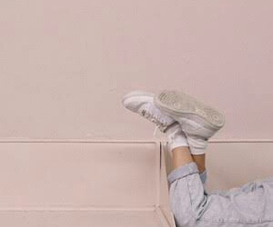 pink, aesthetic, and shoes image
