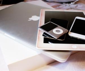 ipod, macbook, and ipad image