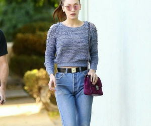 bella hadid, fashion, and outfit image