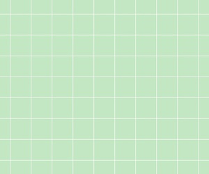 green and grid image