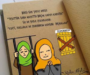 Iman, islam, and musluman image