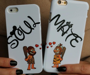 soul mate, phone case, and hard case image